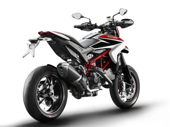 2013 Ducati Hypermotard SP review