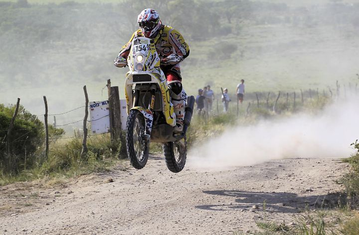 Talking Dakar with Patrick Beaule