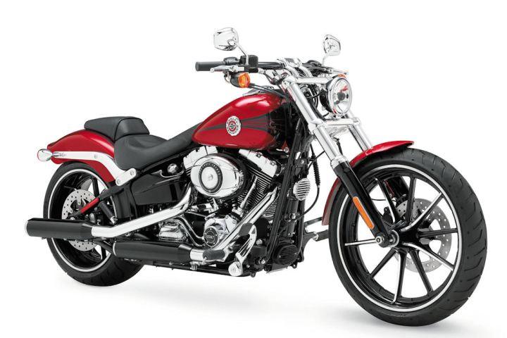 Harley-Davidson 2013 Breakout