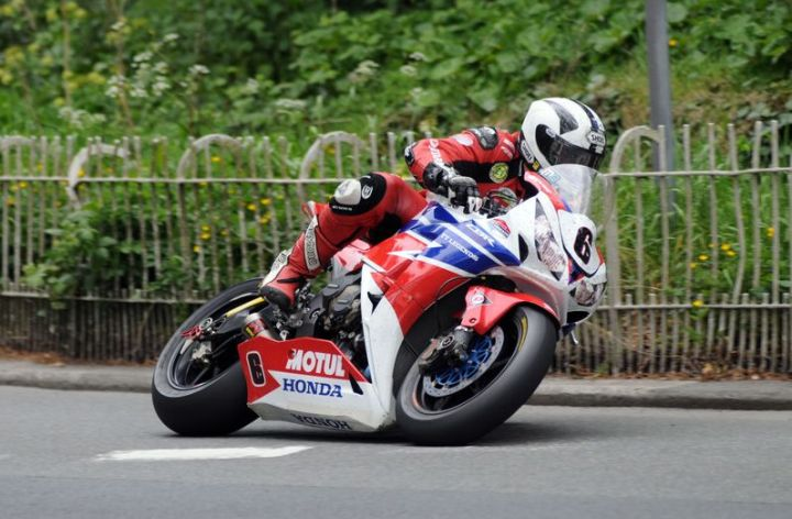 Michael Dunlop enters Lightweight TT