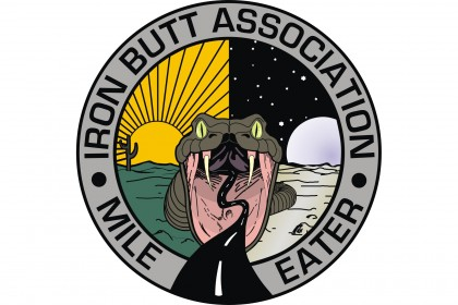 Think you've got what it takes to be an Iron Butt Mile Eater? Check out their site for more details.