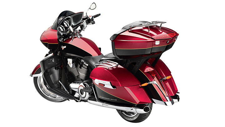 2014 Victory Limited Edition Cross Country Tour 2