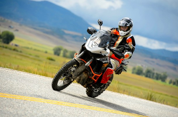 Bosch making changes to motorcycle side of company