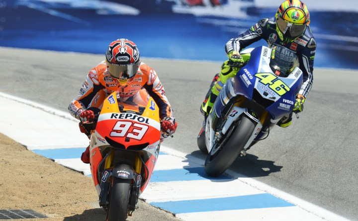 Marquez will miss Laguna's unique passing spots