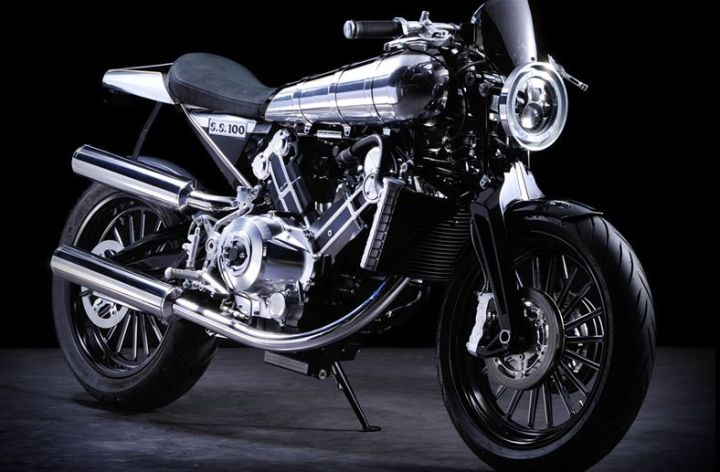 EICMA: The return of Brough Superior