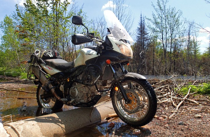 Long Termer: V-Strom 650 – Dirty Conclusions