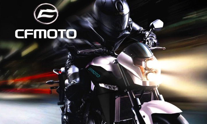 2014 CFMoto 650NK 3