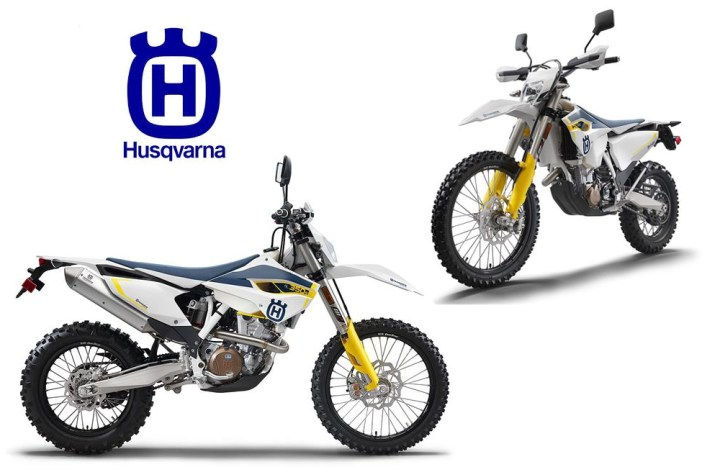 Husqvarna importing street-legal bikes to North America again