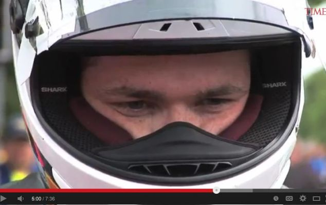 Video: TIME Magazine at the Isle of Man