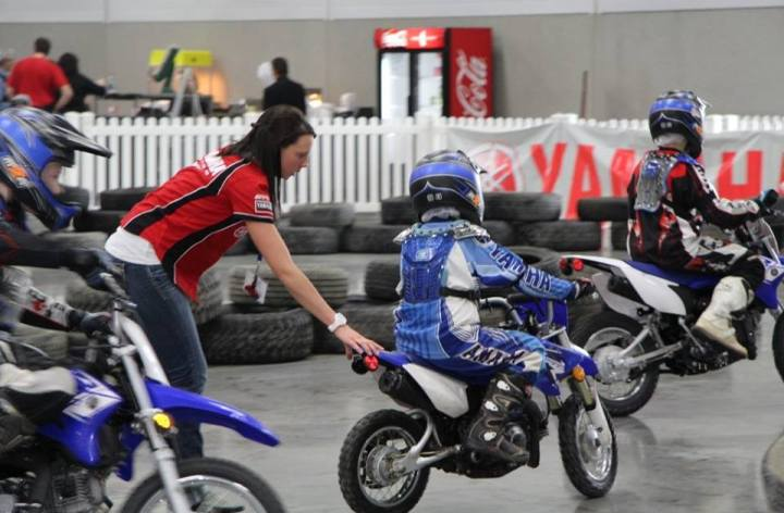 Quebec City Motorcycle Show opens at noon