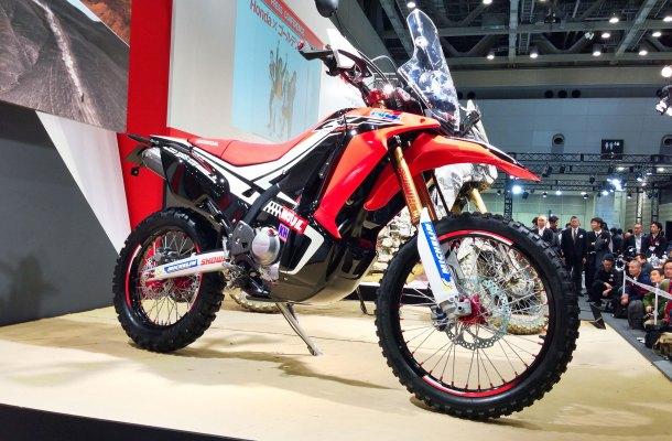 Special: Tokyo Motorcycle Show report (Hondas)