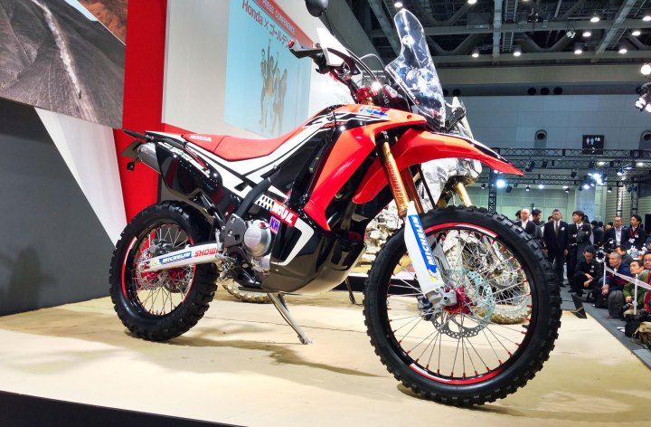 Special: Tokyo Motorcycle Show report (Hondas)