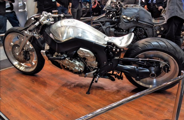 Special: Tokyo Motorcycle Show report (obscurium)