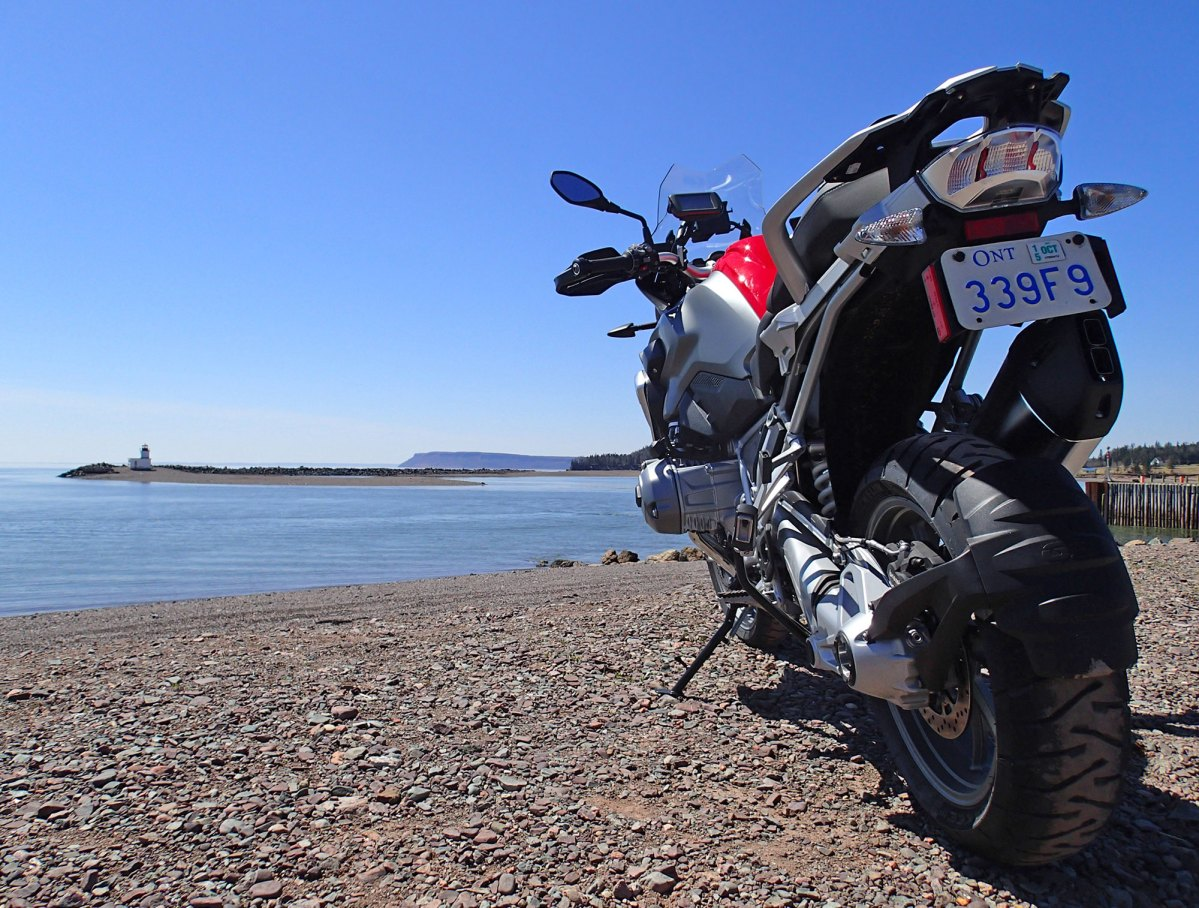 Long Termer: BMW R1200GS - part 1