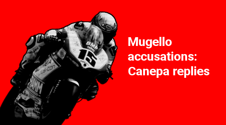Canepa's comeback: WSB rider offers explanation for actions in crash video