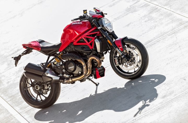 Nine new models coming from Ducati