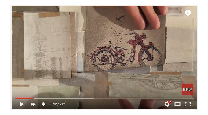 Watch decades of Honda history in stop-motion short film