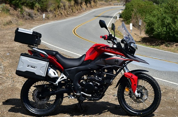 CSC RX3 Cyclone approved for sale in Canada