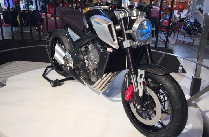 EICMA: Honda concepts, Part 1 — what is Big Red up to?