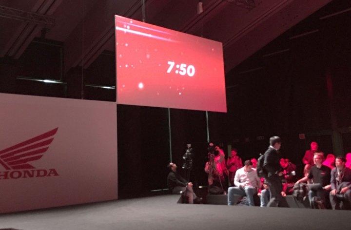 EICMA: Honda EICMA presentation – live