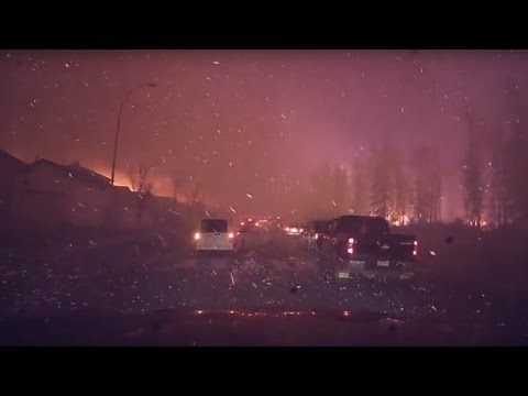 Escape from Fort McMurray, Part 2