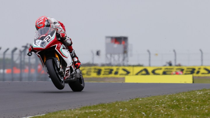 Race Results: World Superbike, Donington Park