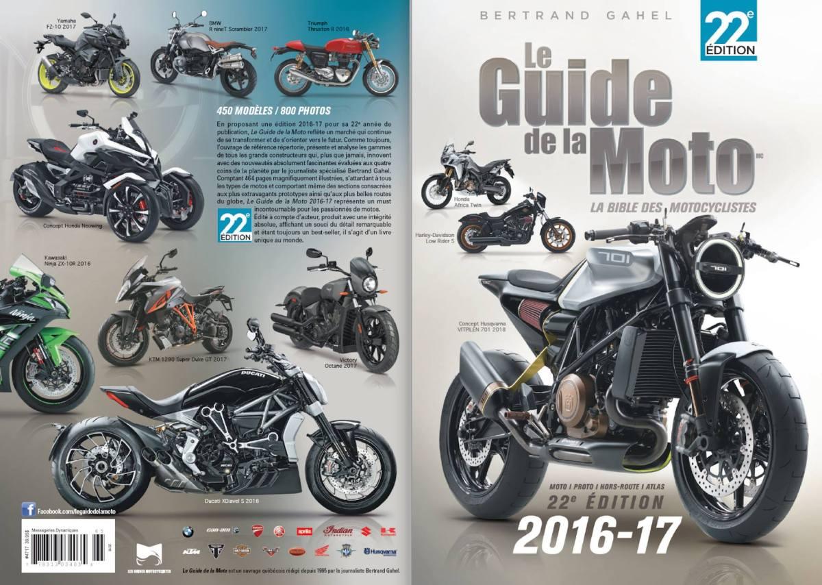 Guide de la Moto launches latest edition