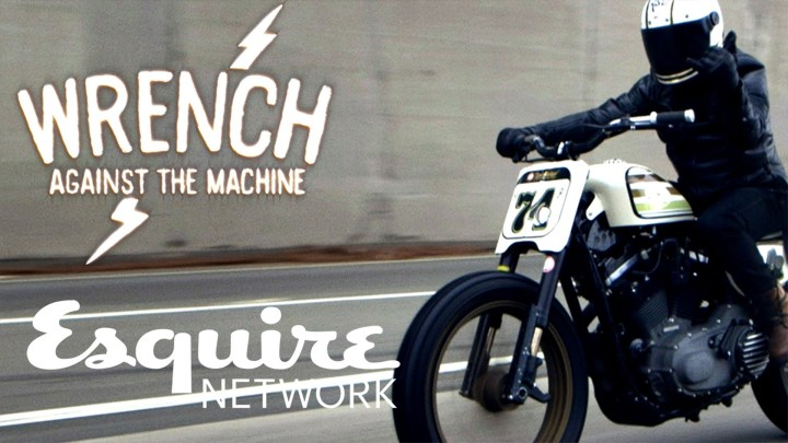 Custom motorcycles are back on TV, thanks to Esquire
