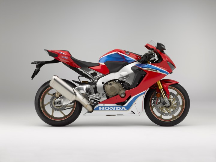 Intermot: Want more? Honda's got it, with new CBR1000RR SP2