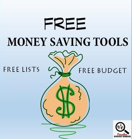 2014 Free Money Saving Tools