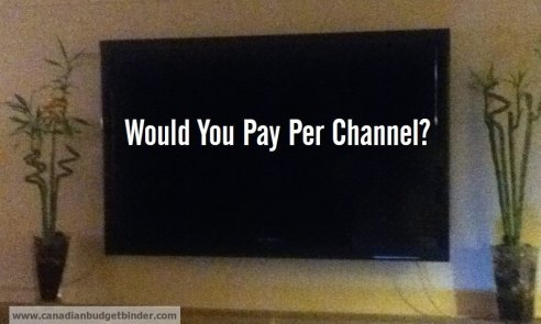 Would you pay per channel