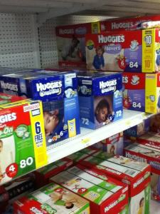 huggies diapers with coupons