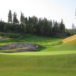 It just looks like Muskoka: The Ridge Course at Predator is among Carrick's best work.