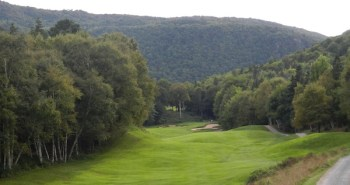 The incredible 7th hole was George Knudson's favourite par five in the world.
