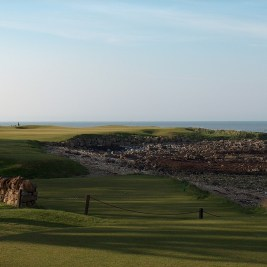 Kingsbarns is one of the world's greatest. It dropped 19 spots on Golf Digest's latest course ratings list.