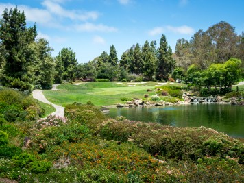 11th hole at Aviara Golf Club