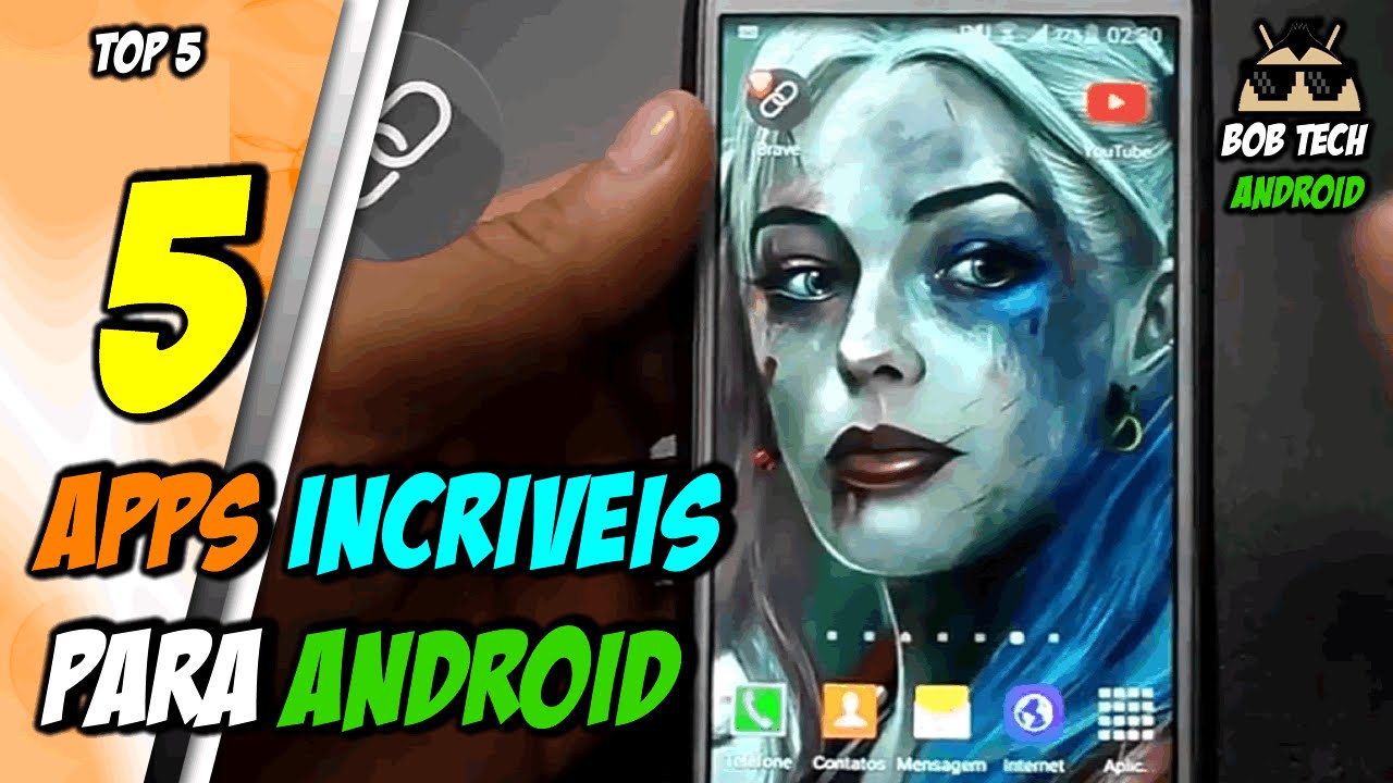 TOP 5 APPS PARA ANDROID