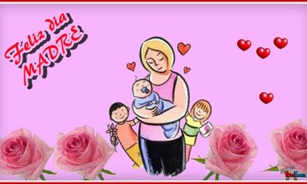 Tarjetas Virtuales para el Dia de la Madre Animadas y Originales
