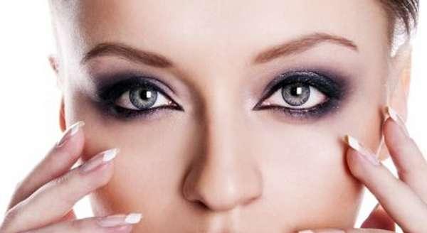 maquillaje de noche 20