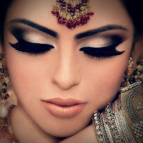 maquillaje de noche 16