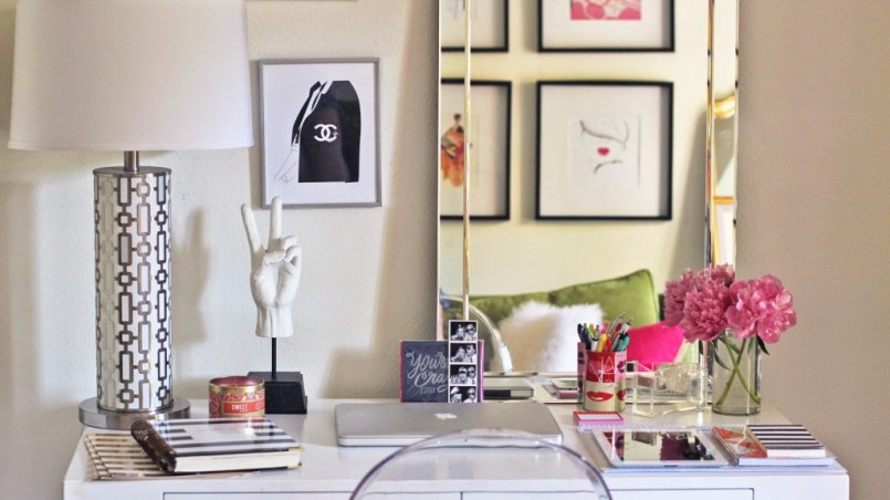 Como decorar tu oficina o estudio 7 ideas con mucho estilo for Como adornar una oficina