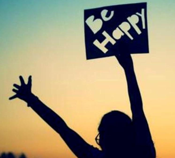 como ser feliz 8