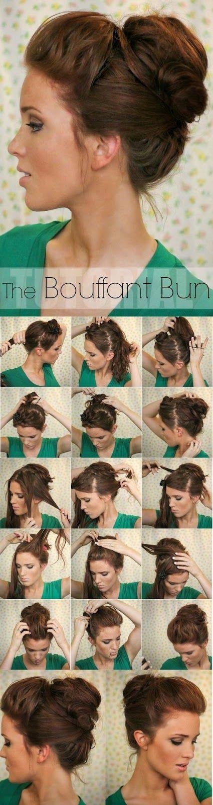 peinados faciles 15