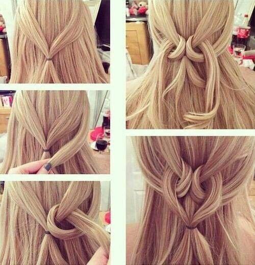 peinados faciles 19