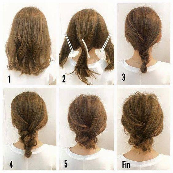 peinados faciles 20