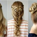 peinados faciles 1