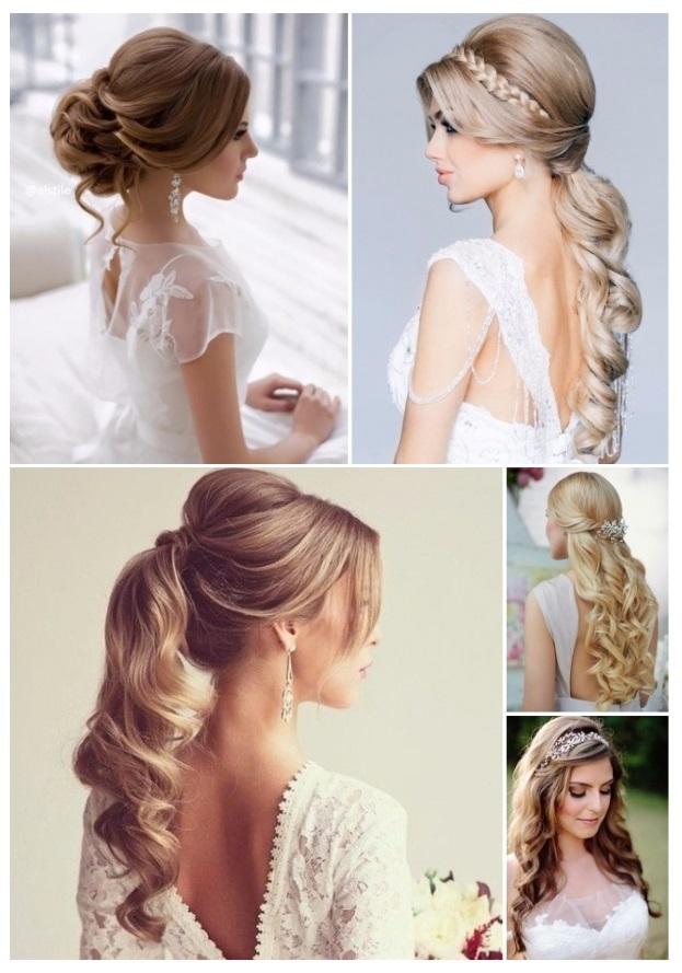 Ver peinados de boda resultado de imagen para peinados de - Peinados de novia con flequillo ...