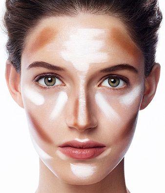rostro ovalado maquillaje