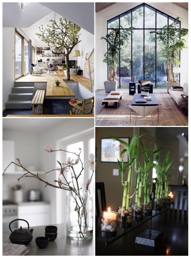 como decorar al estilo japones