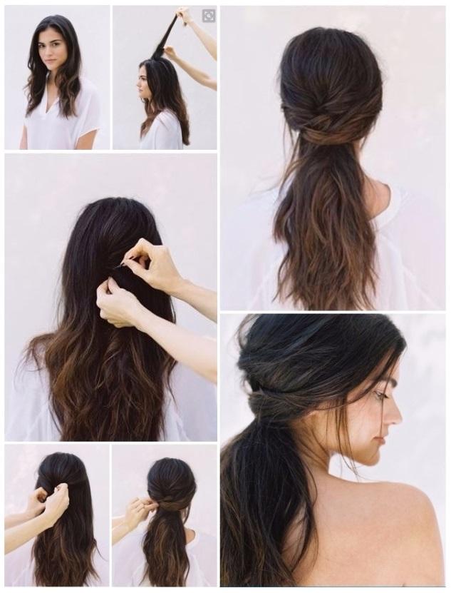 peinados en menos de 10 minutos 2